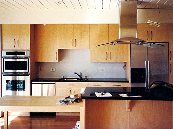 Kitchen interior design dreams house furniture for Interior decoration of kitchen pictures
