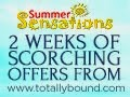 Summer of Savings with Totally Bound
