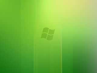 Windows Logo Green wallpaper