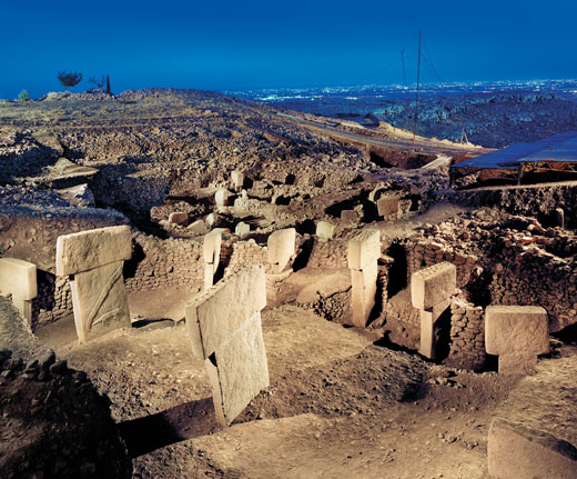 Thoughts on architecture and urbanism göbekli tepe