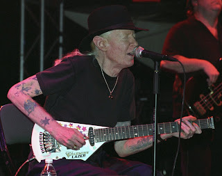 Johnny Winter Tattoo Ideas - Johnny Winter Tattoo Design Photo Gallery