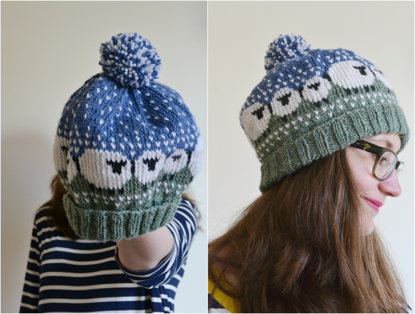 Woolen Hat Knitting Pattern : Elise and Life - A Scottish Fashion and Lifestyle Blog: April 2015