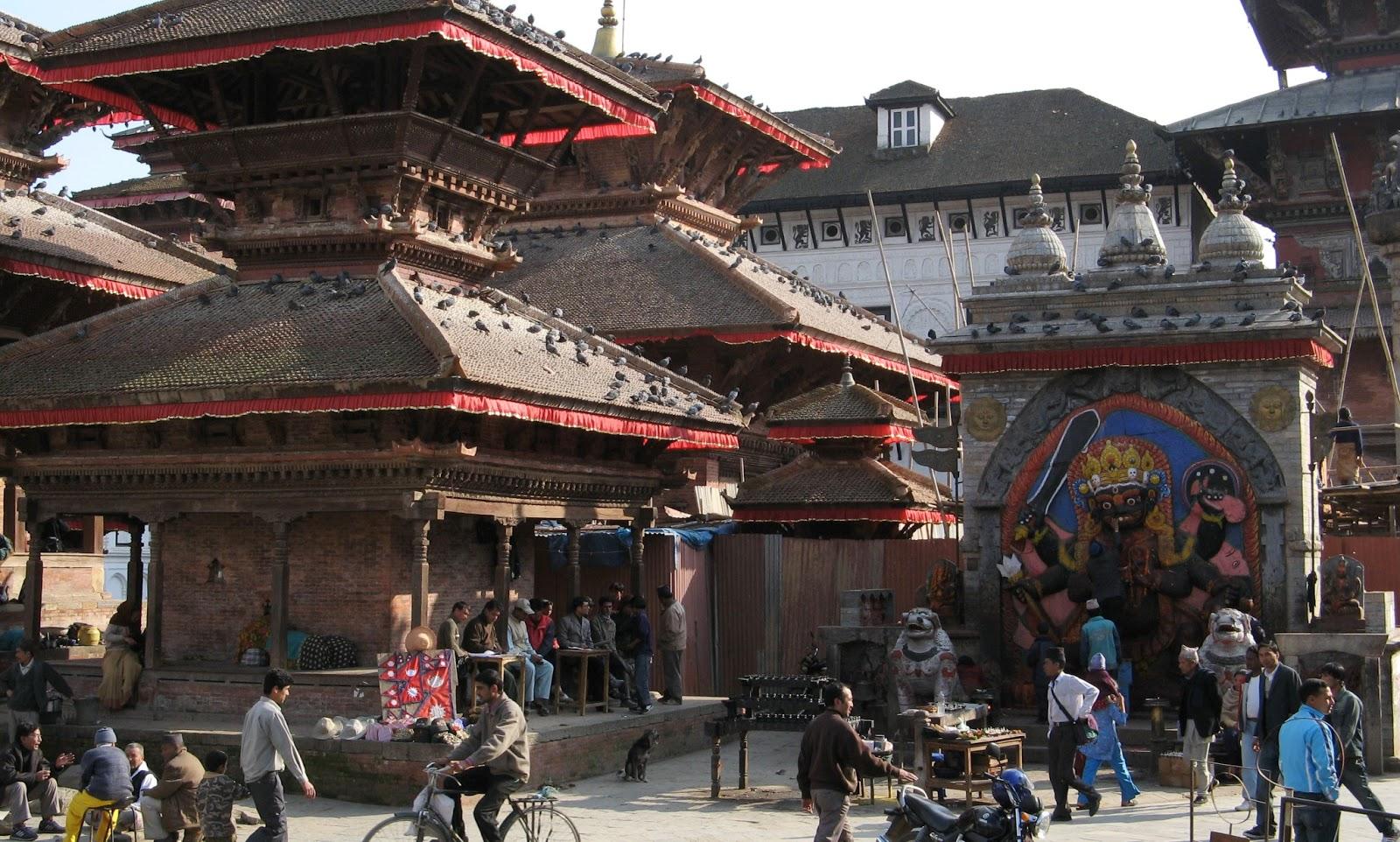 Travel & Adventures: Kathmandu ( काठमाडौं ). A voyage to ...