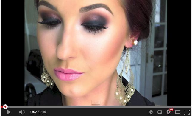Beauty Wonderland: Tutorial Try-It: Jaclyn Hillu0026#39;s u0026#39;Bombshell Makeup ...