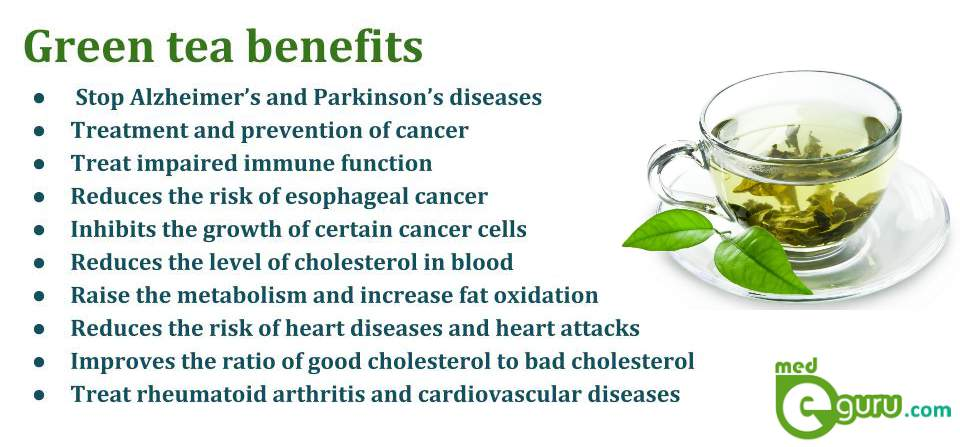 benefits greentea