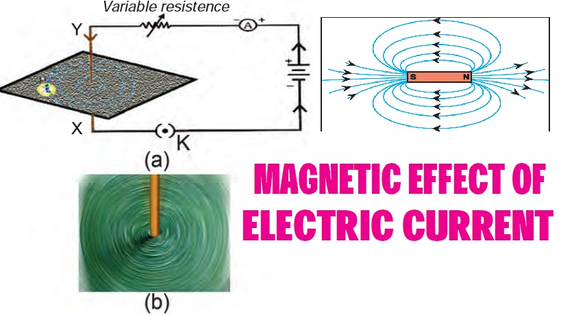 CBSE Pathshala Magnetic Effect of Current Chapter 13 Student – Electric Current Worksheet