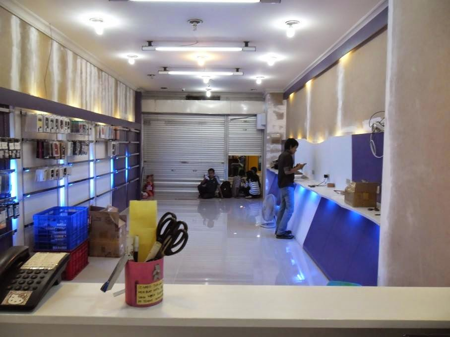 Etalase Hp Android DieCast Game - Furniture Semarang 12