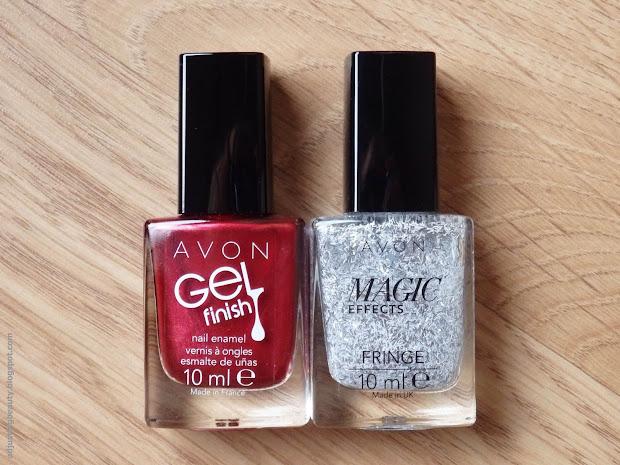 avon nail polish set 1 giveaway
