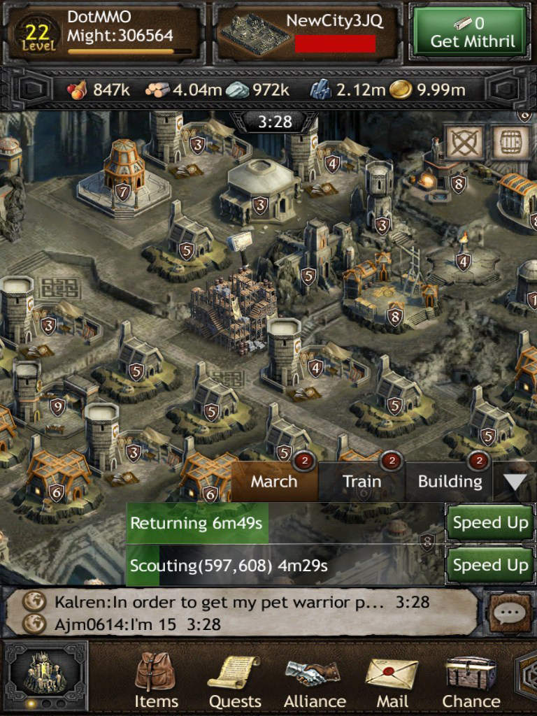 The Hobbit: Kingdoms Of Middle-Earth Android Apk Hack Coins