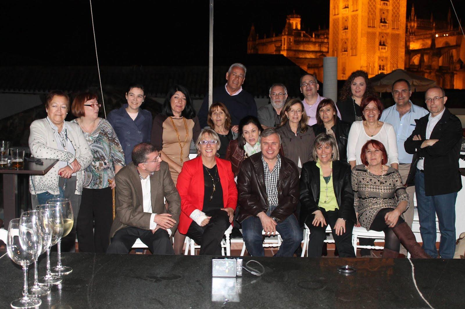 Encuentro Sevilla