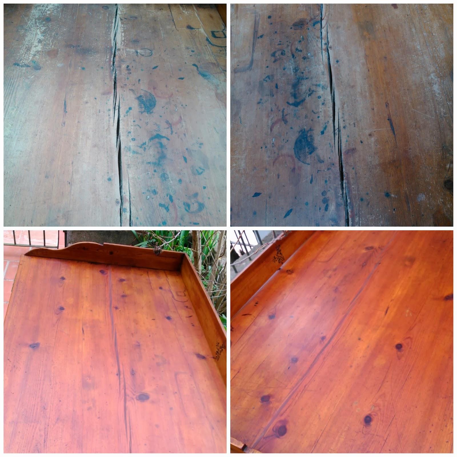 decoupage, transfer y otras técnicas. restauración de muebles ... - Decoupage En Muebles Tutorial