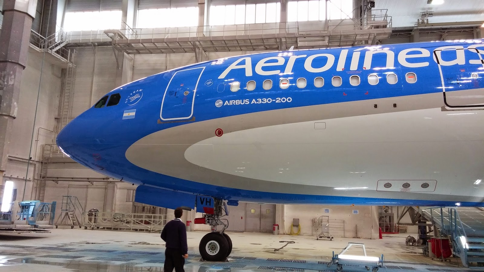 Aerolíneas Argentinas A330/200