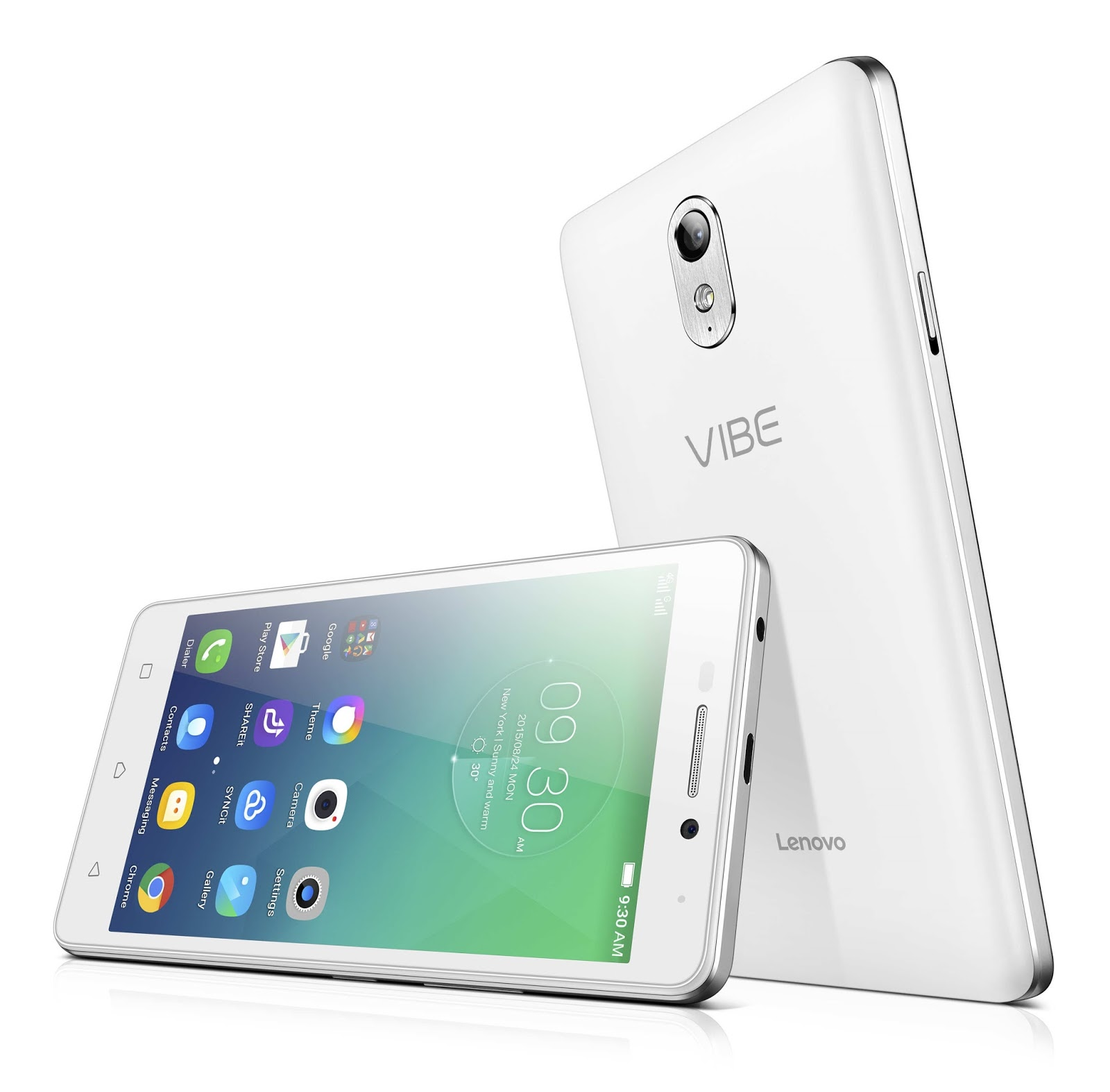 Lenovo VIBE P1m: Specs, Price and Availability
