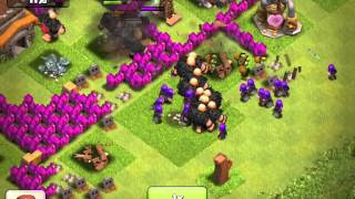 Clan War COC Tiap Level TH