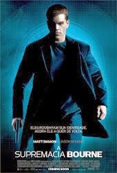 Filme A Supremacia Bourne Dublado AVI DVDRip