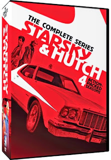 Enter the Starsky and Hutch Complete Series DVD Set Giveaway. Ends 6/14