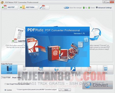 Download Software 2015 : PDFMate 1.75 Full Crack