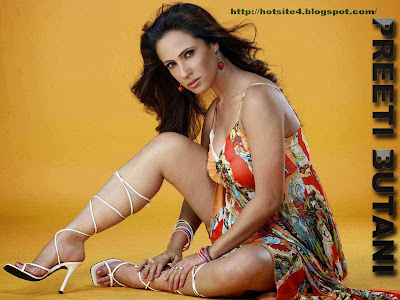 Download Bollywood Actress Preeti Butani Bold And Sexy Photoshoot 2014