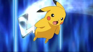 TAG: I Love Animes!  Pikachu anime japonesa