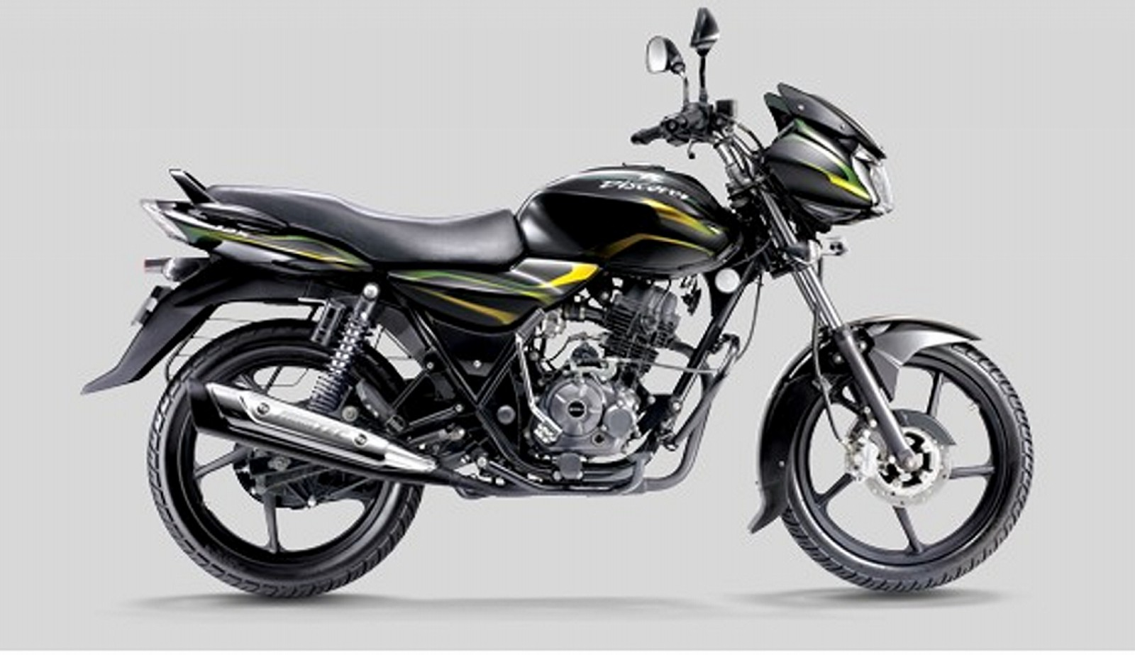 Motorcycle Pictures: Bajaj Discover DTS-i 125