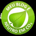 O meu blog é neutro em CO2