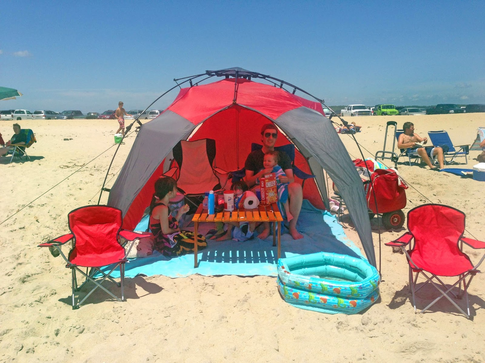 Best Pop Up Beach Tent : Grosgrain ultimate beach packing list review the top