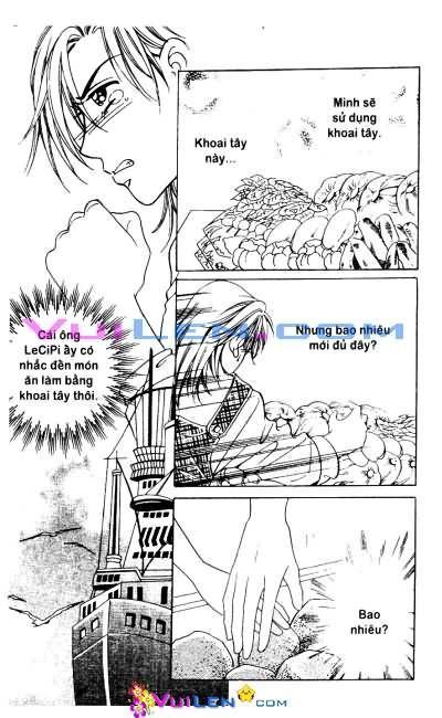 Bữa tối của hoàng tử chap 6 - Trang 60