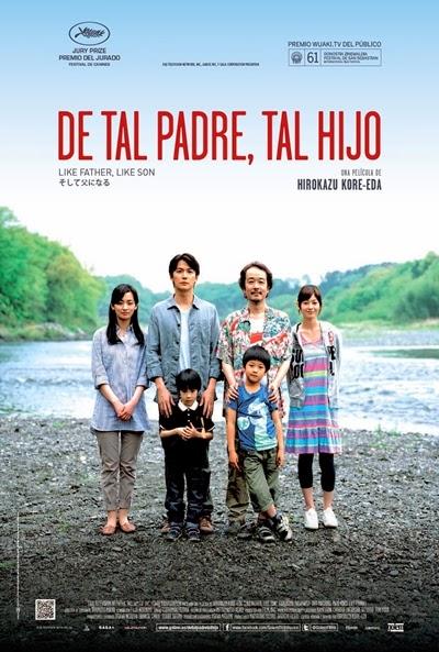 Comentario sobre la película De tal padre, tal hijo