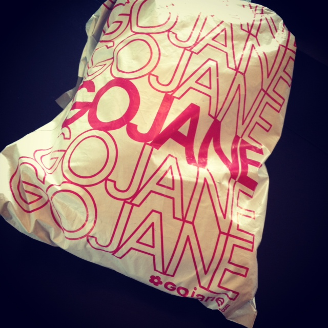 GoJane Bag, Online shopping