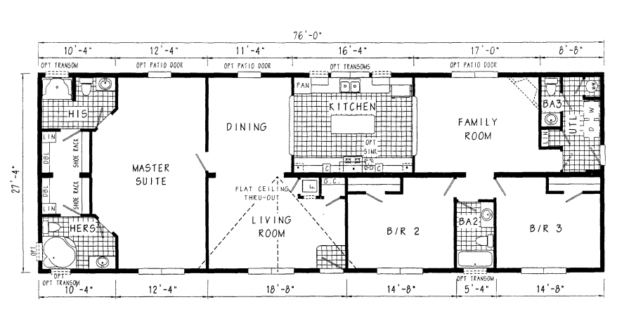Home ideas for Metal building house floor plans