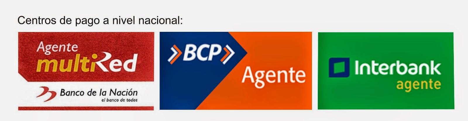 Resultado de imagen para interbank agente bcp
