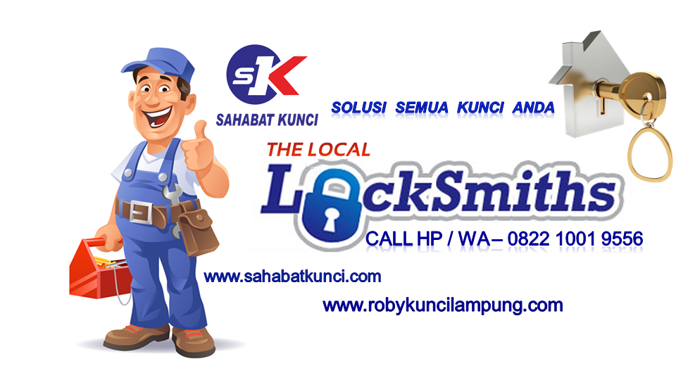 Ahli Kunci Lampung, Duplikat Kunci Lampung, Service Kunci Lampung, Tukang Kunci Lampung,