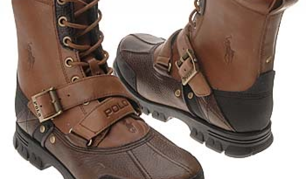 Pix For Brown Polo Boots For Women