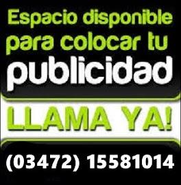 TU PUBLICIDAD AQUÍ !!!