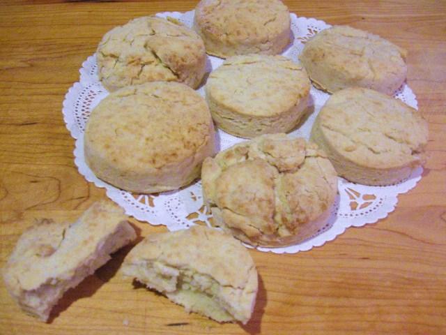 Gluten-Free Baking Powder Biscuits