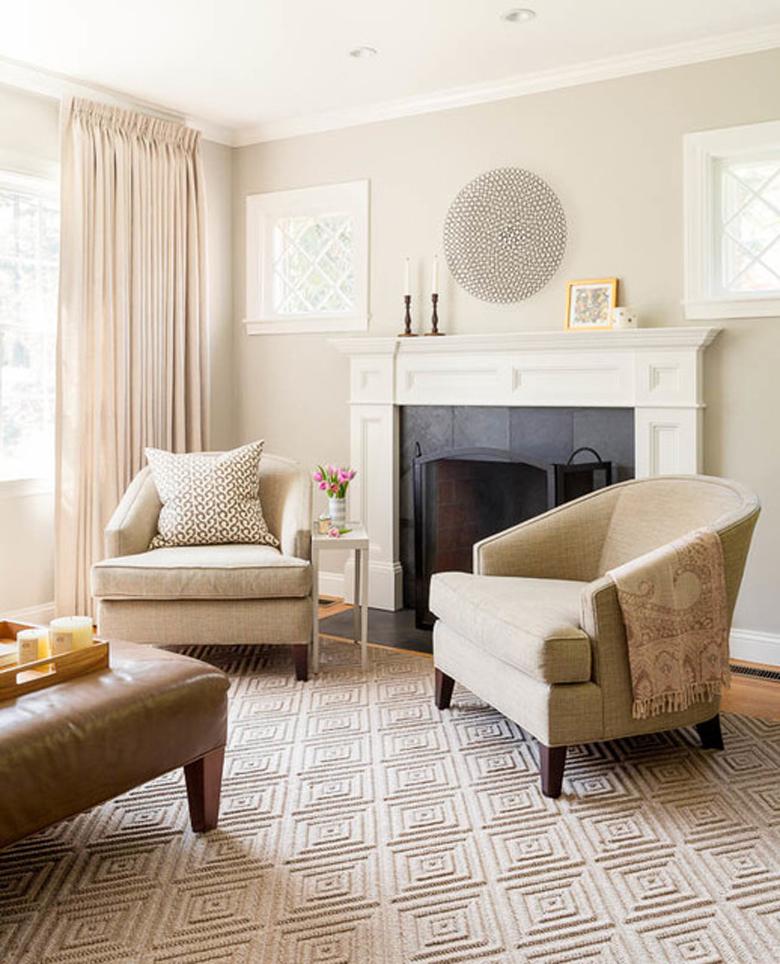 architekt na szpilkach profesjonalnie o wn trzach klasyczne wn trza w kolorze taupe trendy. Black Bedroom Furniture Sets. Home Design Ideas
