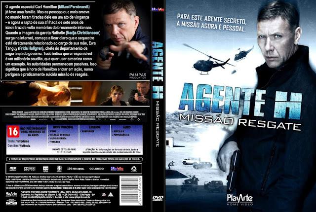 Agente H - Missão Resgate