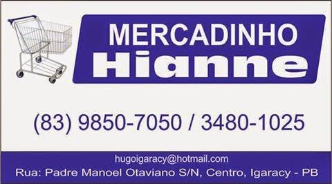 MERCADINHO HIANNE