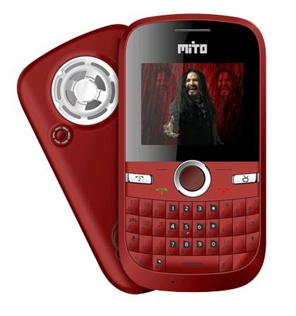 MITO 355 : Dual GSM Analog TV - IDhandphone.com