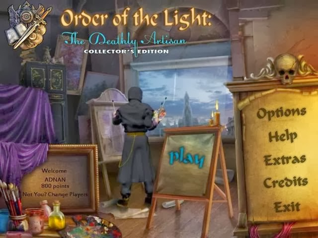 Order of the Light: The Deathly Artisan Collector's Edition, games, online games, free download