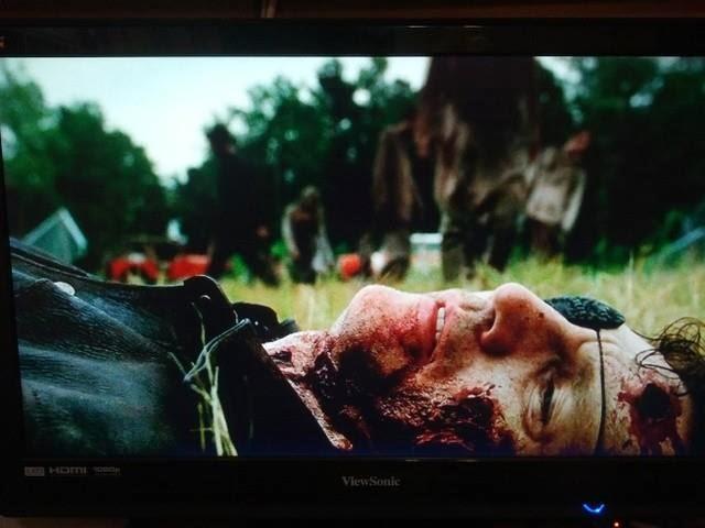 The Walking Dead 4x09 - Impactante Escena del Episodio Filtrado y Capturas (Spoilers) Governador