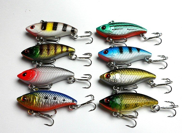 Bass fishing lures the most effective spring bass for Bass pro fishing lures