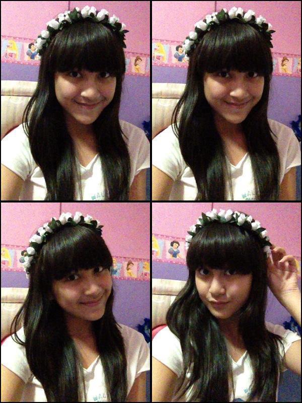Cantik kan Salsha.nya :)