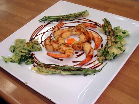 Gastronom a los naranjos como decorar los platos de sushi for Platos de decoracion