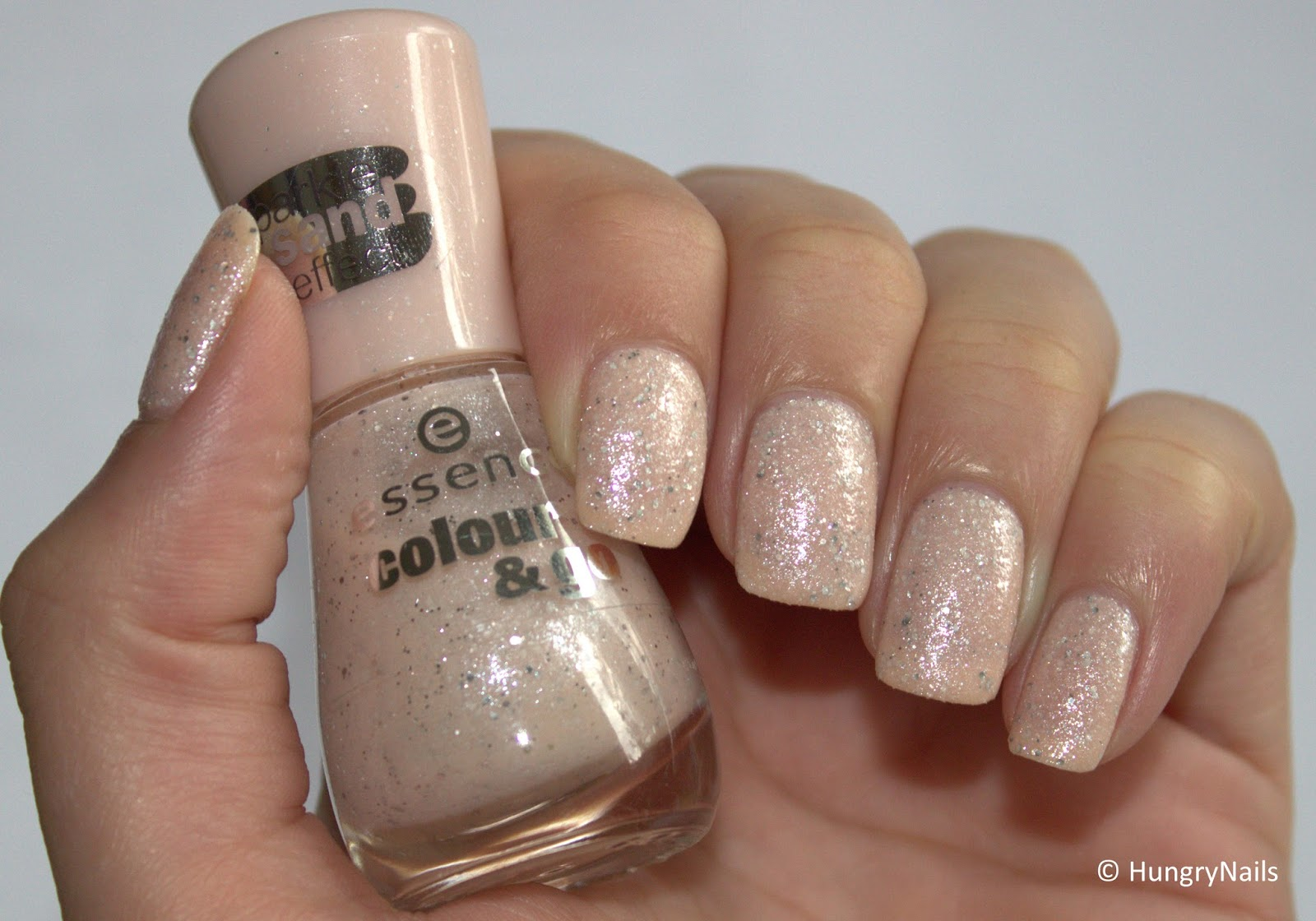 DIY Hard Nails Swatch Gallery  Chickettes SoakOff Gel
