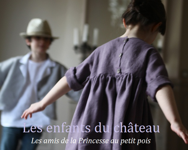 Les enfants du château