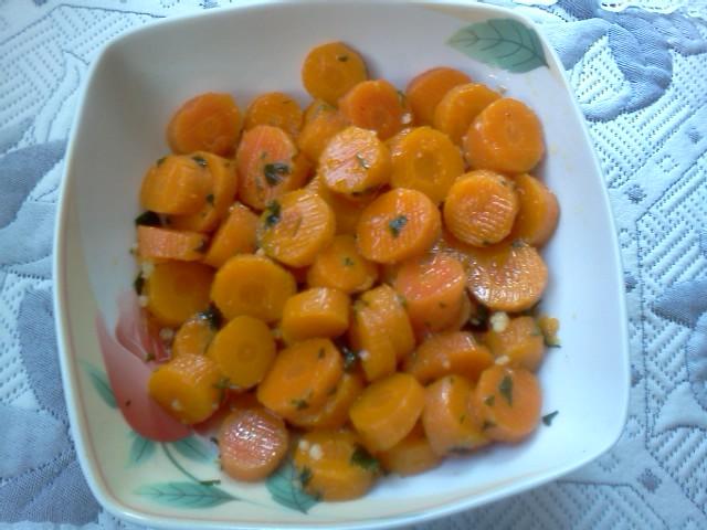 Juanita ideas para el hogar zanahorias al vapor for Cocinar zanahorias al vapor
