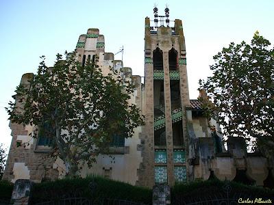 La Torre Montserrat. Autor: Carlos Albacete