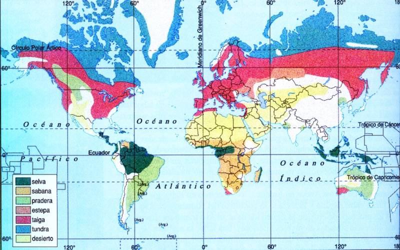 donde se aplican los mapas: