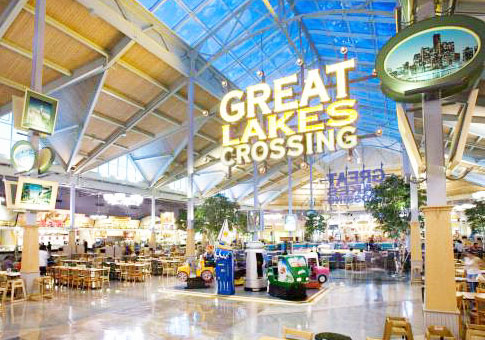 Great Lakes Crossing Outlets will hold its annual job fair from 4 to 7 p.m. on Wednesday, Sept. 12 in the mall's food court. On-the-spot interviews will be held for positions such as management.
